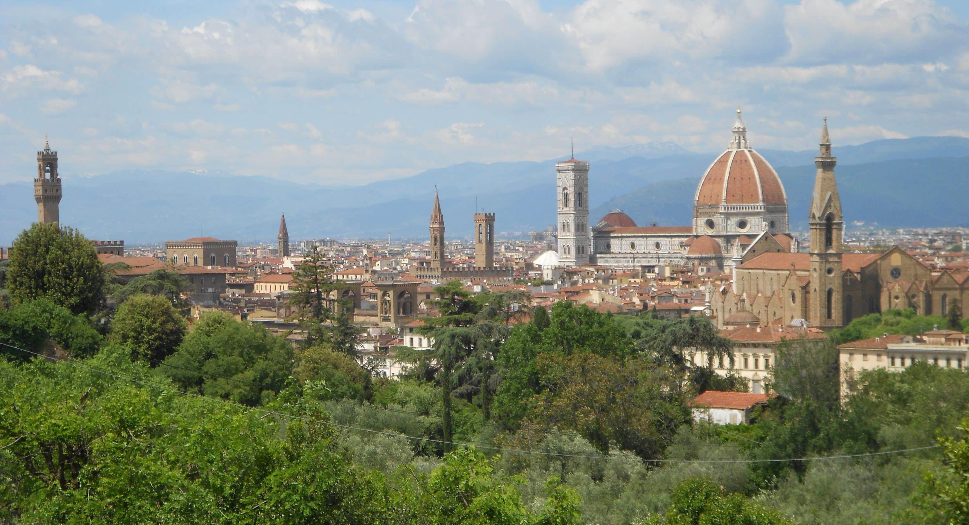 Einen Studienurlaub In Florenz Zu Machen Istituto Il David