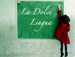 ITALIAN IS THE 4TH MOST STUDIED LANGUAGE IN THE WORLD.
