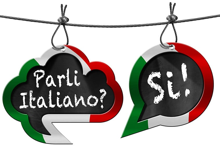 SPEAK ITALIAN – Correct pronunciation of the Italian language