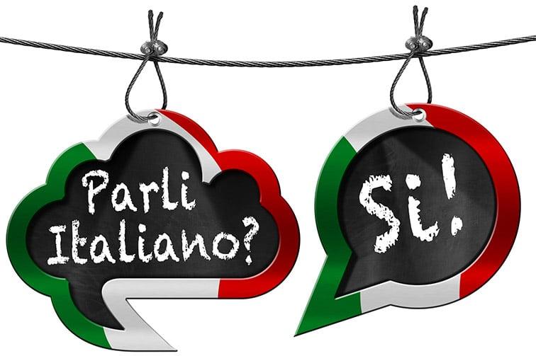SPEAK ITALIAN