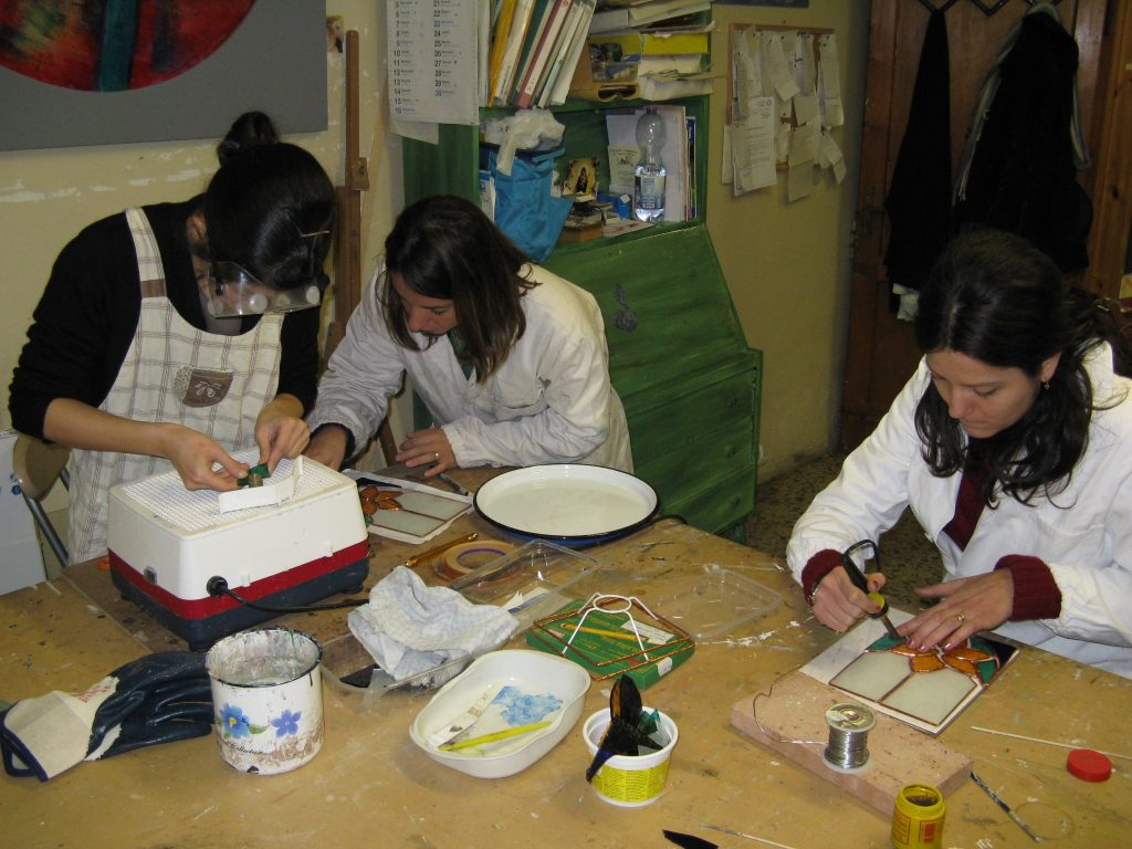 art & craft workshops - Image 1